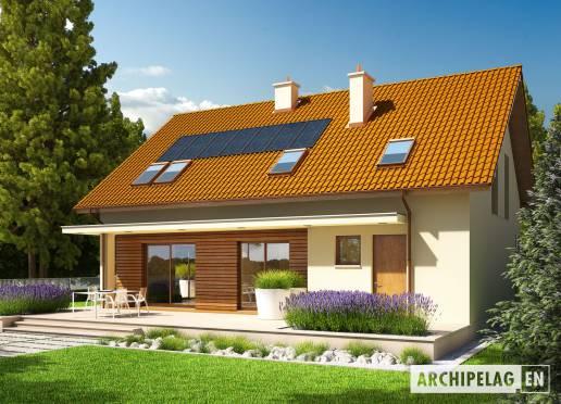House plan - E4 G1 ECONOMIC B