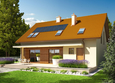 Projekt domu: E4 G1 A++