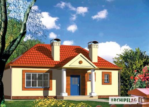 House plan - Alina