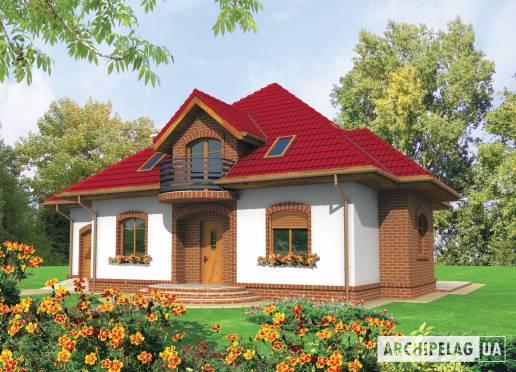 Проект будинку - Мілона (Г1)