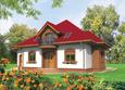 Projekt domu: Milona G1