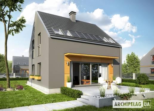 Проект будинку - Е7 (Енерго) *