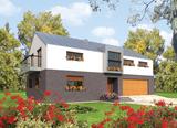 Projekt rodinného domu: Klotylda (G2)