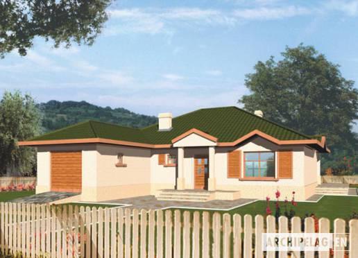 House plan - Maja (v. I)