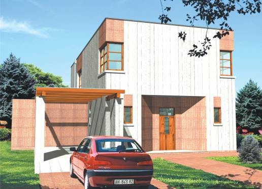Mājas projekts - Zygfryd