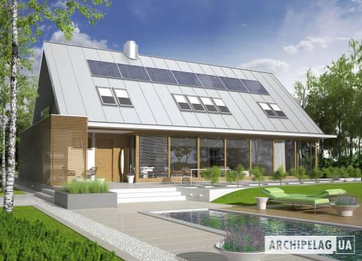 Проект будинку - Екс 3 (Г1, Енерго)