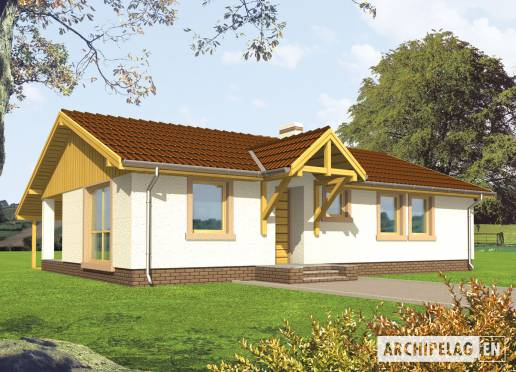 House plan - Mirella