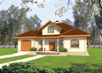 Projekt domu: Maura G1 A++
