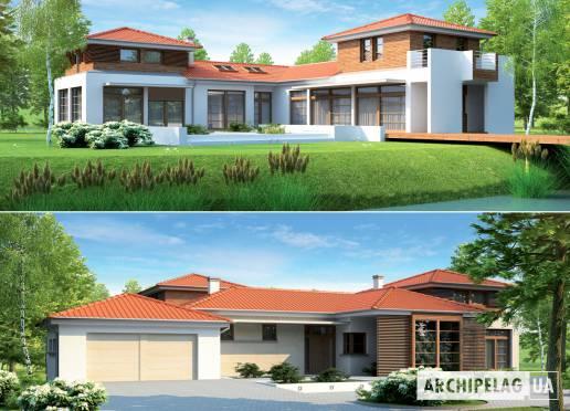 Проект будинку - Денис ІІ (Г2)