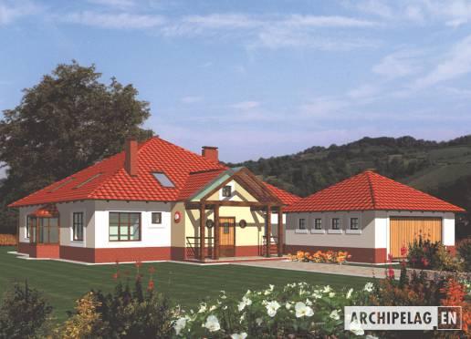 House plan - Ela