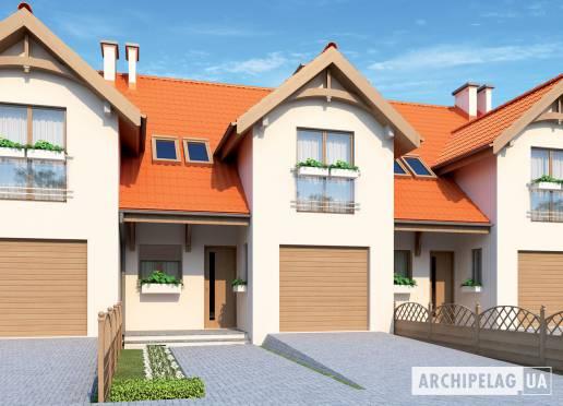 Проект будинку - Розанна (Г1)