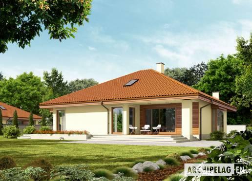 House plan - Flori III G1 ECONOMIC B