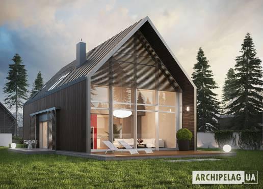 Проект будинку - Екс 13 (Енерго)