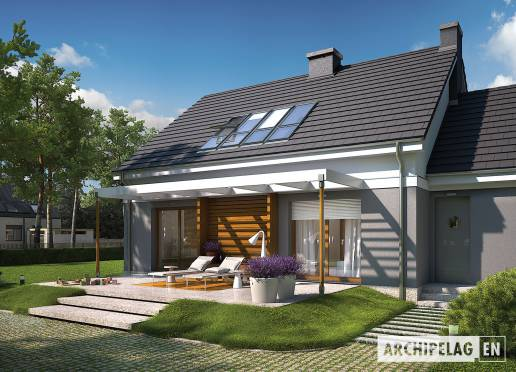 House plan - Ariel G1 ENERGO