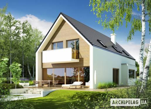 Проект будинку - Бруно (Г1)