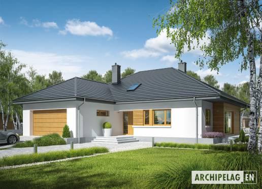 House plan - Marcel II G2