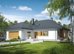 House plan: Marcel II G2