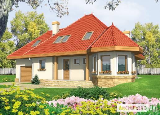Проект будинку - Моніка (Г1)