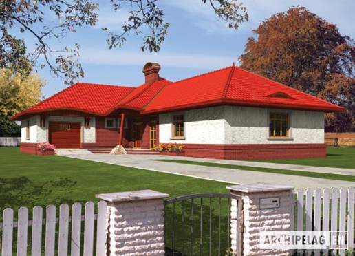 House plan - Walter II G1