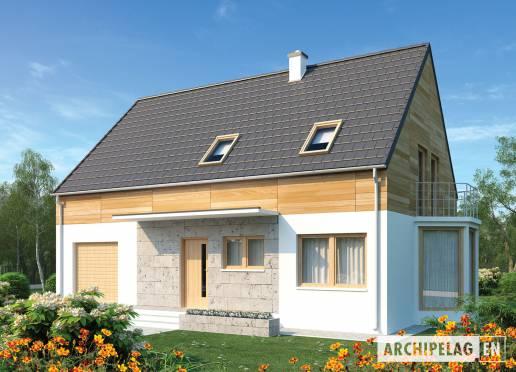 House plan - Apolon G1