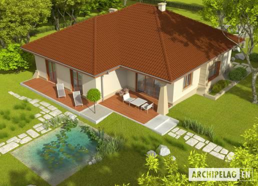 House plan - Kornelia IV G2
