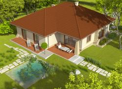 House plan: Kornelia IV G2