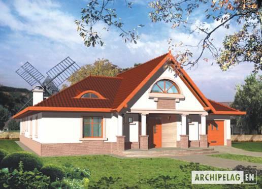 House plan - Malgorzata (v. I)
