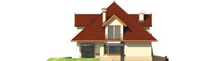 Projekt domu Pola G1 - elewacja lewa