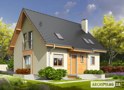 Проект будинку - Адріана ІІІ (версія А)