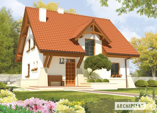 House plan - Kristine
