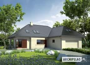 Projekt domu Teo G2 - animacja projektu