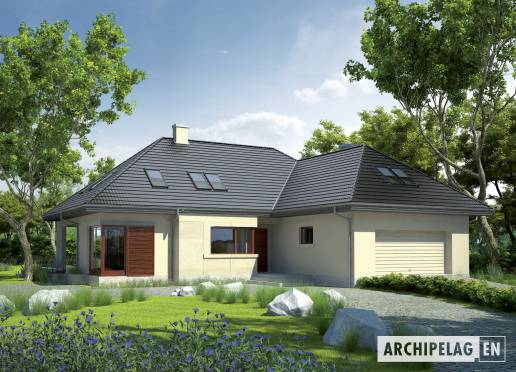 House plan - Teo G2