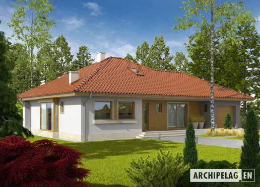 House plan - Flori III G1