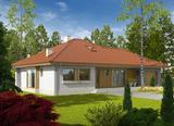 Projekt rodinného domu: Flori III G1