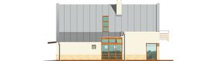 Projekt domu Larysa G1 - elewacja prawa