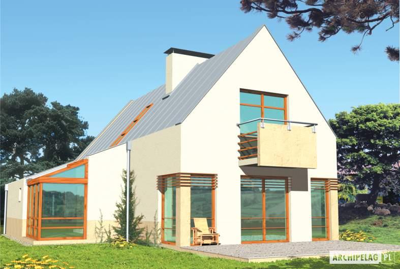Projekt domu Larysa G1 -