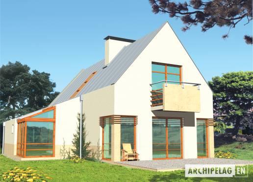 House plan - Larice G1