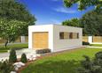 Projekt domu: Гараж 23