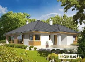 Projekt domu Glen - animacja projektu