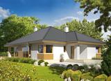 Projekt rodinného domu: Glen