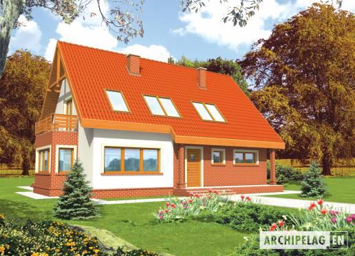 House plan - Hans G1