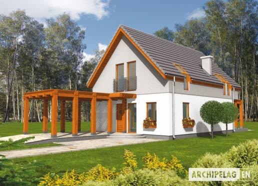 House plan - Lara