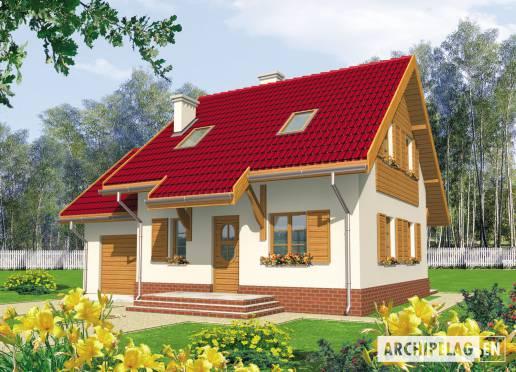 House plan - Raisa G1