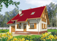 Projekt domu: Raisa G1