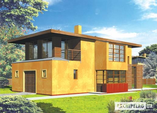 Проект будинку - Верона (Г1)