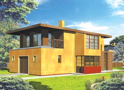 Проект дома: Верона