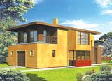 Projekt rodinného domu: Verona