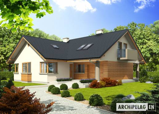 House plan - Malena G1 B