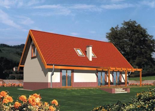 Mājas projekts - Ruda I