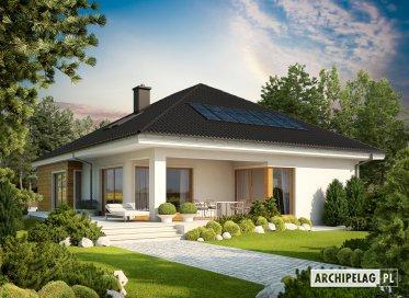 Projekty domów z poddaszem do późniejszej adaptacji